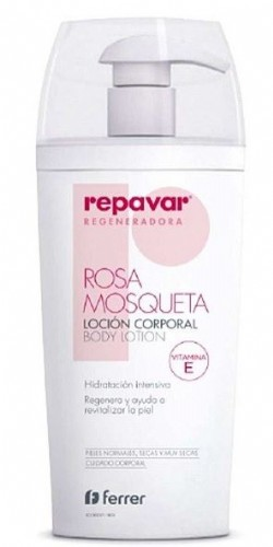 REPAVAR REGENERADORA LOCIÓN CORPORAL 500 ML