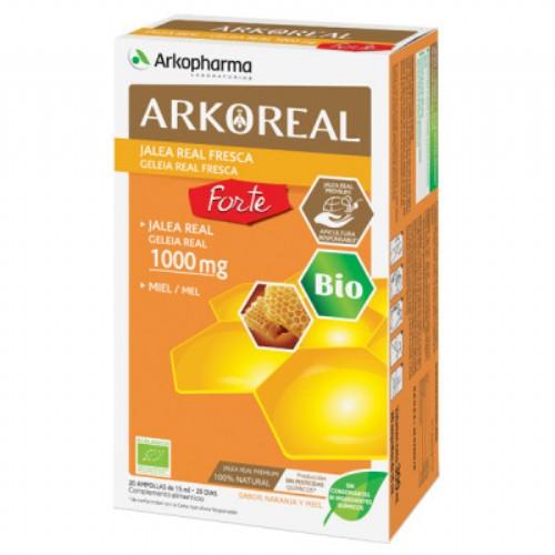ARKO JALEA REAL FORTE 1.000 mg 20 Ampollas bebibles