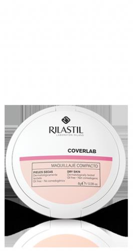 RILASTIL COVERLAB MAQUILLAJE COMPACTO SPF30 HONEY PIEL GRASA