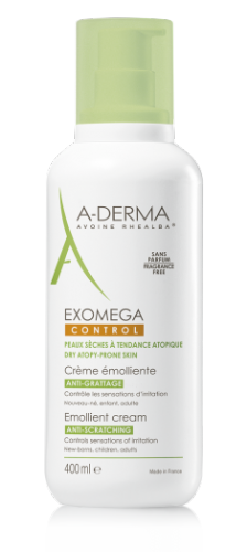ADERMA EXOMEGA CONTROL CREMA EMOLIENTE  400 ML