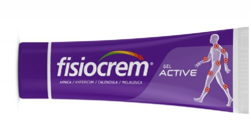 FISIOCREM GEL ACTIVE 60 ML