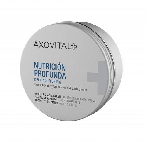 Axovital nutrición profunda crema rostro y cuerpo 250 ml