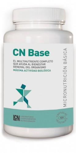 CN Base 120 Cápsulas