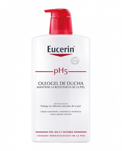 Eucerin pH5 Oleogel de ducha 1000 ml