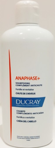 ANAPHASE+ DUCRAY CHAMPÚ 400 ML