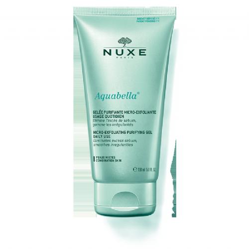 Nuxe Aquabella Gel Purificador Microexfoliante 150 ml