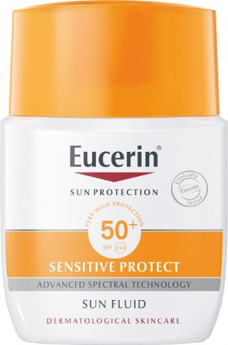EUCERIN SUN FLUID SENSITIVE PROTECT SPF 50+ 50 ML