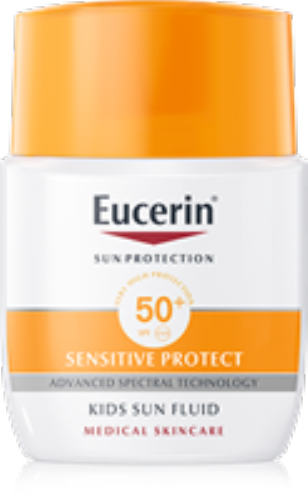 EUCERIN SUN KIDS SENSITIVE PROTECT SPF 50+ 50 ML