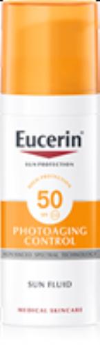 EUCERIN SUN FLUID PHOTOAGING CONTROL SPF 50 50 ML