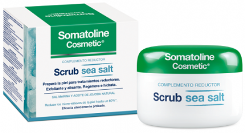 Somatoline Exfoliante Sea Salt 350 ml