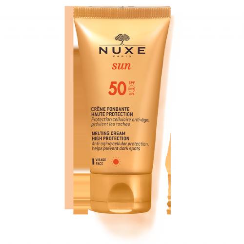 Nuxe Sun Crema Fundente Rostro SPF 50 50 ml