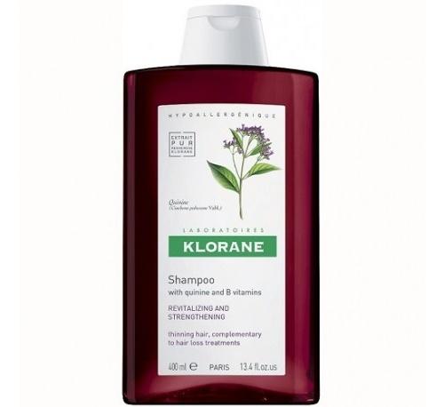 Klorane Champú a la Quinina con Vitamina B 400 ml