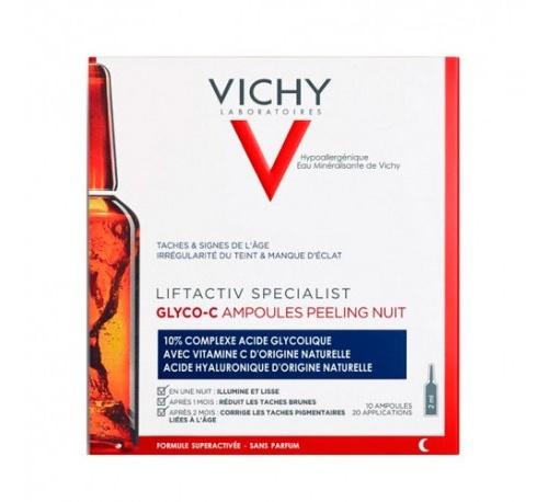 Vichy Liftactiv Specialist Glyco-C Peeling Noche 10 Ampollas