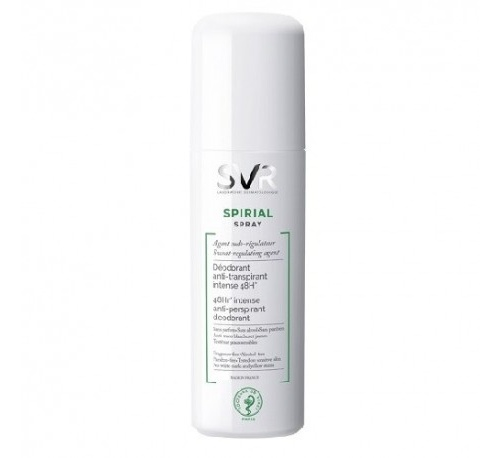 Spirial spray anti-transpirant - svr laboratoires (75 ml)