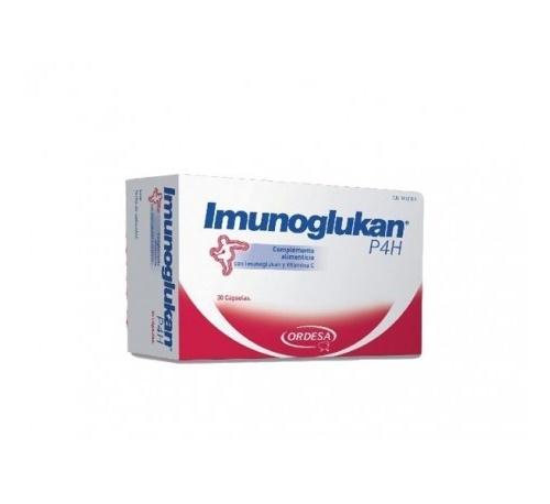 Imunoglukan 30 cápsulas