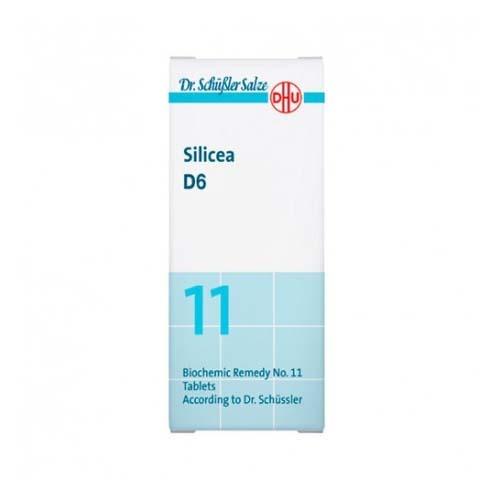 Dhu sales 11 silicea d6 co