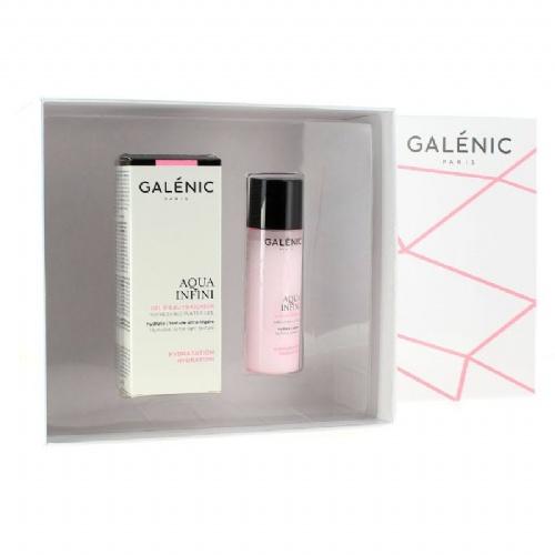 Galenic Aqua Infini Gel de Agua Refrescante 50 ml + Regalo mini Loción