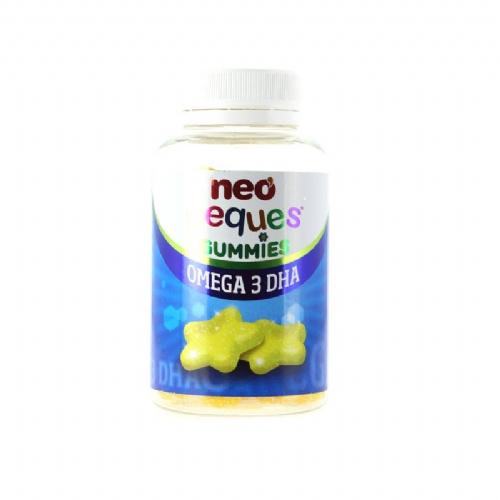 Neo Peques Gummies Omega-3 DHA 30 caramelos masticables