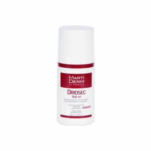 MARTIDERM DRIOSEC AXILAS INGLES (ROLL-ON 50 ML)