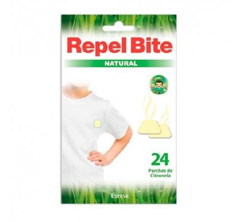 Repel Bite Natural Parches 24 unidades