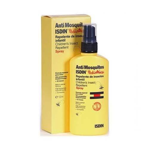 AntiMosquitos Isdin Pediatrics Repelente de Insectos 100 ml