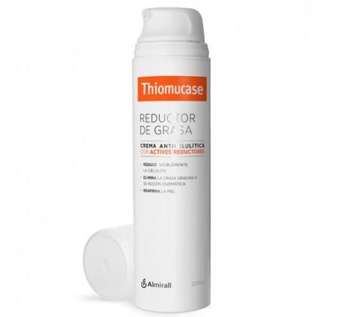 Thiomucase crema anticelulitica (200 ml)