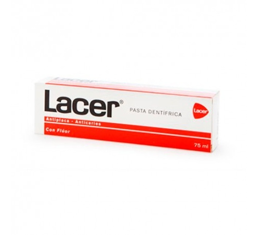 Lacer Pasta Dentífrica 75 ml