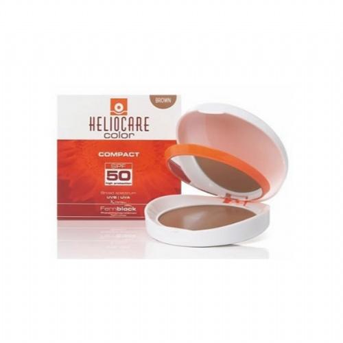 Heliocare Compacto Color Brown SPF50