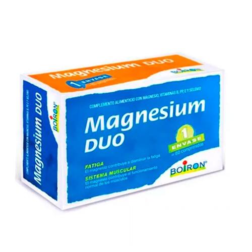 Boiron Magnesium Duo 80 comprimidos