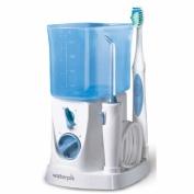 Irrigador bucal electrico - waterpik 2 en 1 wp 700 (wp- 300 + cepillo nanosonic)