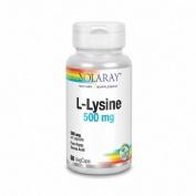 L-Lysine 500 mg 60 cápsulas