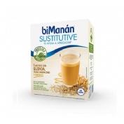 Bimanan protein diet batido - cereales y semillas al toque de agave (150 g 5 u)
