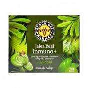 Black bee pharmacy jalea imnuno + (20 viales 10 ml)
