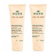 Nuxe Reve de Miel Crema de Manos y Uñas duplo 2 x 50 ml