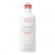 Avene gel limpiador al cold cream (400 ml)