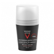 Vichy Homme Desodorante Antitanspirante 72 horas Roll-on 50 ml