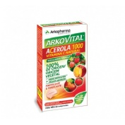 Arkovital acerola 1000 vitamina c (30 comp)