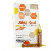 Jalea real intelectum con fosforo ampollas bebi (10 ampollas)