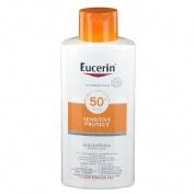 Eucerin sun protection 50+ locion extra light - sensitive protect (400 ml)