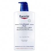 Eucerin urea-repair plus locion 10% (1 envase 1000 ml)