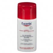 Eucerin gel de baño viaje 75 ml