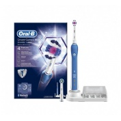 Cepillo dental electrico recargable - oral-b pro 4000 (smartseries)