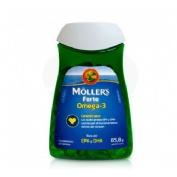 Moller´s forte omega 3 (60 capsulas)