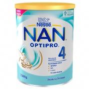 Nan optipro 4 preparado lacteo infantil (800 g)