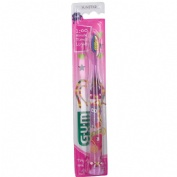 Cepillo dental junior - gum 903 (c/ luz monstruos)