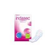 Indasec mini compresa perdidas leves (22 absorb)