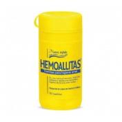 HEMOALLITAS TOALLITAS ANAL 50U