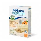 Bimanan 6 b avena quinoa yogur alb