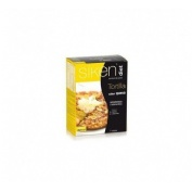 Siken Diet Tortilla de Queso 7 sobres