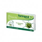 Faringedol pastillas de goma (15 pastillas propolis menta)
